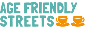 Age Friendly Streets Logo. Web Banner 1