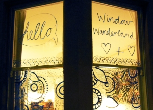 Window Wanderland hello low res cut